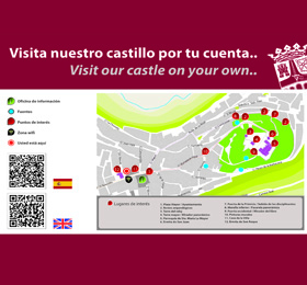 Discover our castle on your own