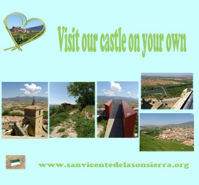 Visit our castle on your own