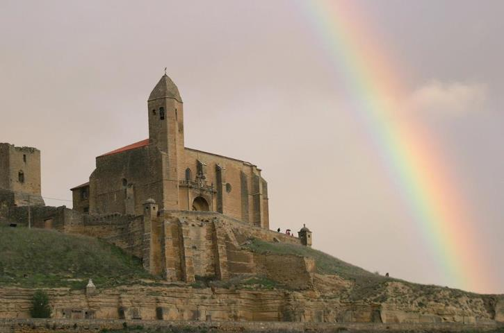 castillo arcoiris